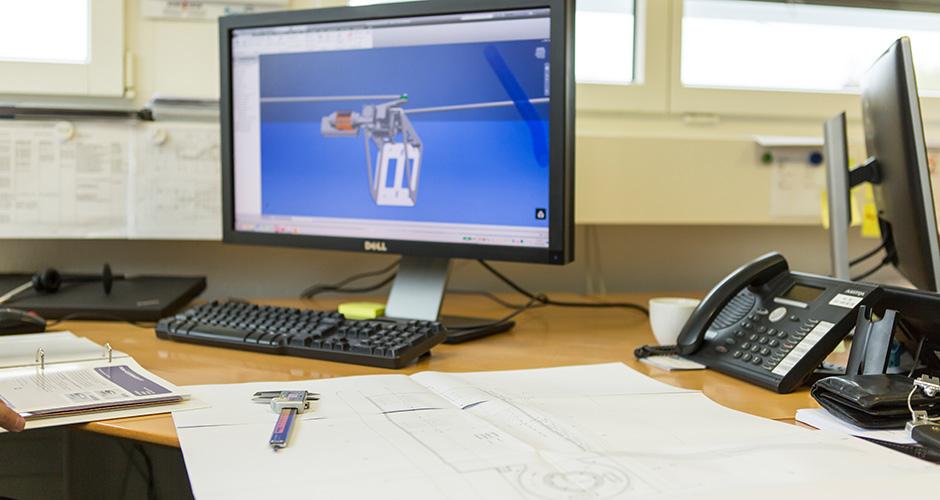 3D-CAD Planung mit Visualisierung